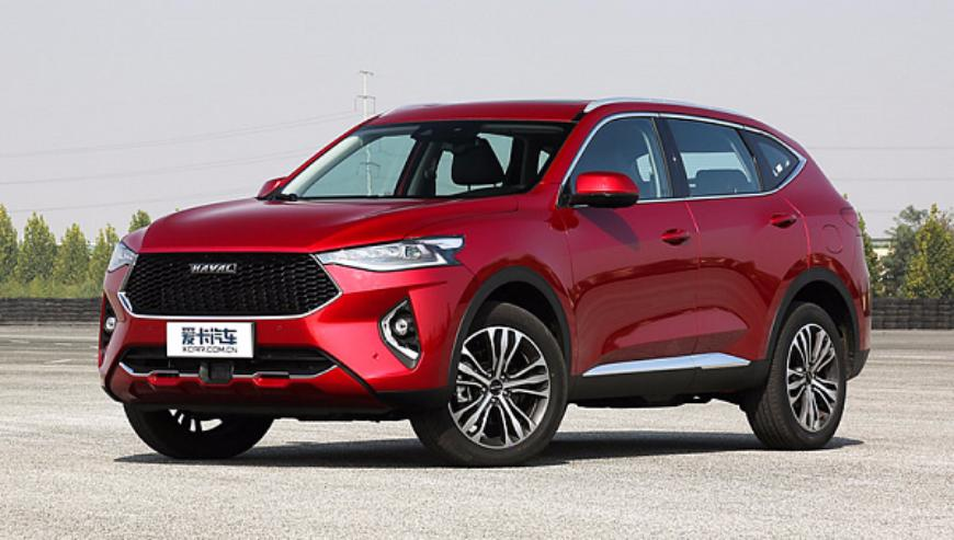 Haval F7 от Great Wall