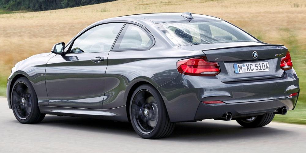 купе BMW 2 серии