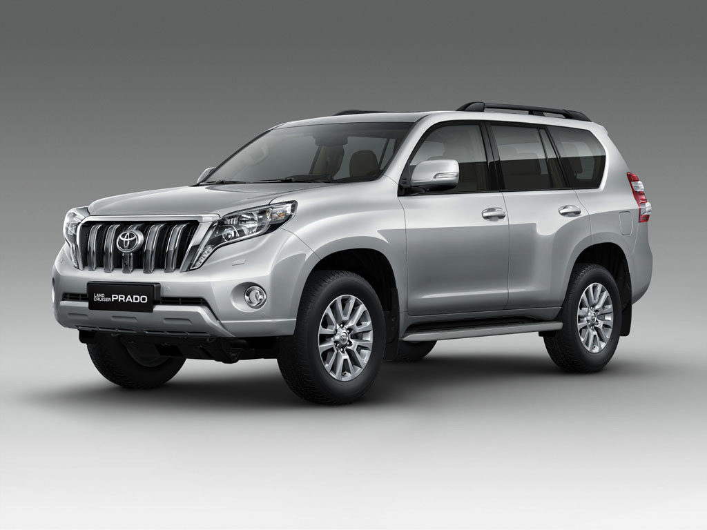 Toyota Land Cruiser Prado;
