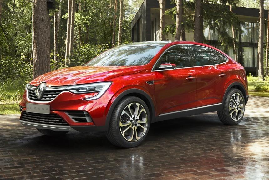 Обзор Renault Arkana 2019 и отзывы владельцев