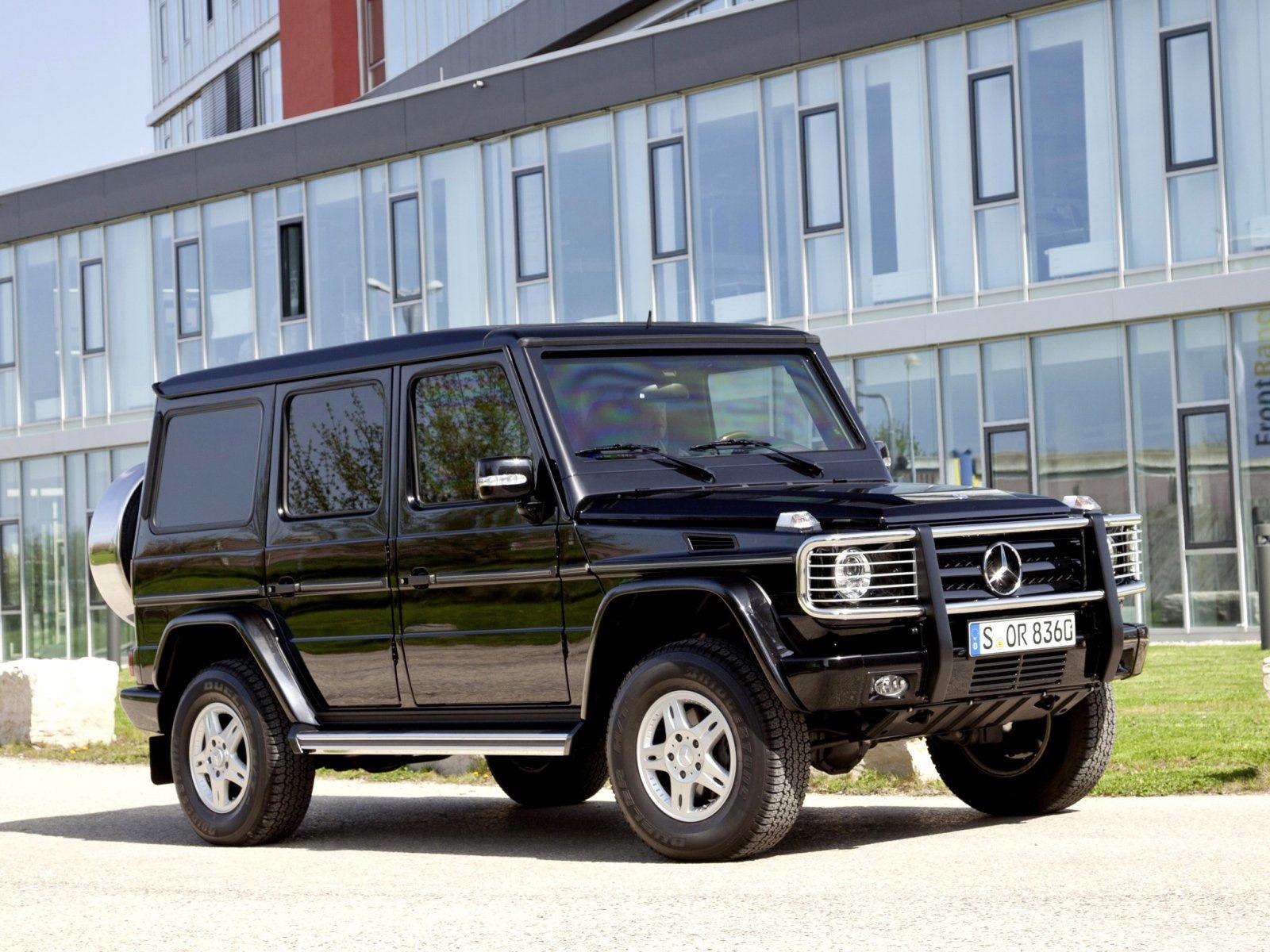 Mercedes-Benz Gelandewagen.